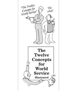 The Twelve Concepts for World Service Illustrated